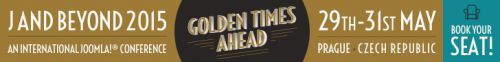 J and Beyond 2015 - Golden times ahead!